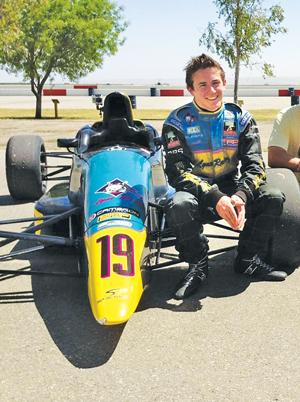Andrew Evans Dan Passionnya Menuju Racing